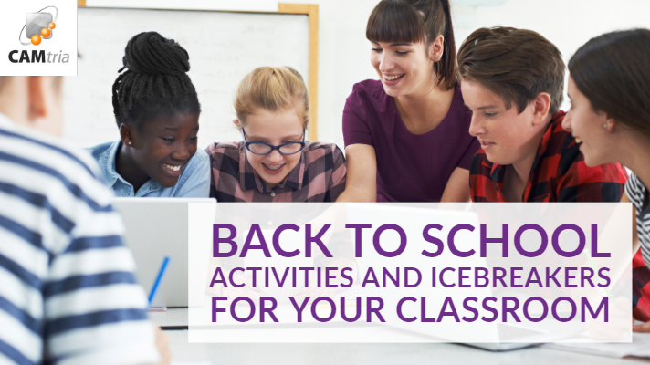 Resources for Teachers: 7 Classroom Activities and Icebreakers for Back to School