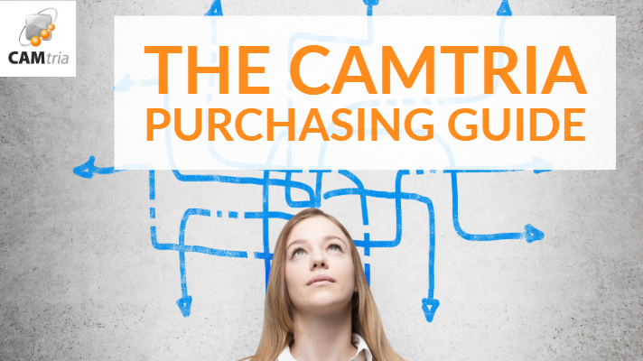 The Ultimate Purchaser's Guide to CAMtria